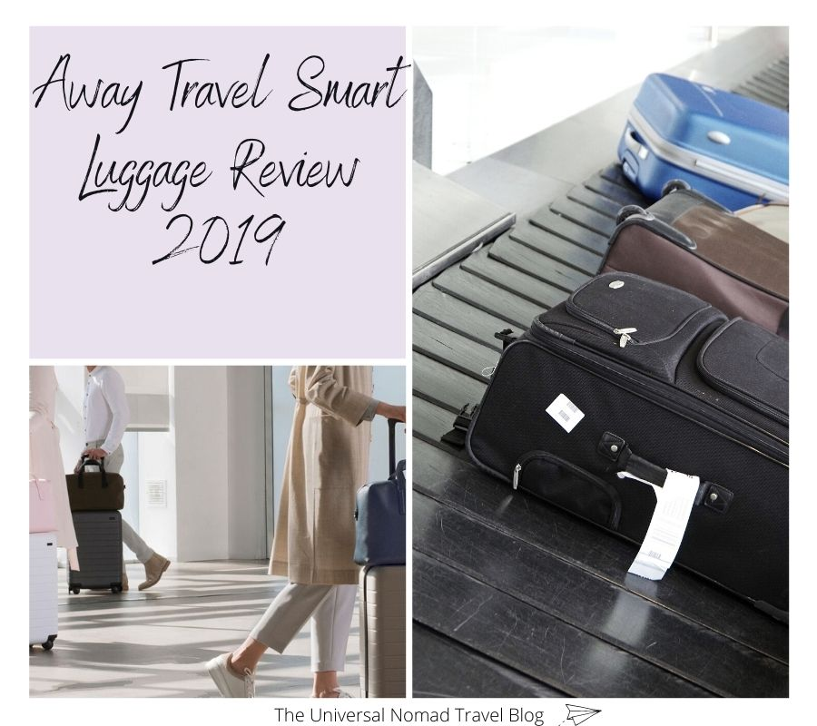 Away Travel Smart Luggage Review 2019