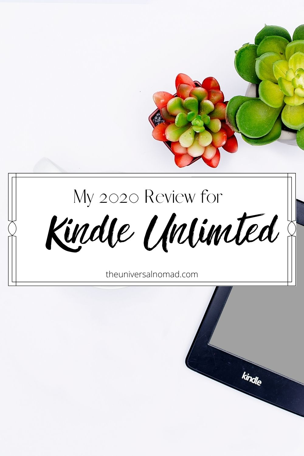 My Kindle Unlimited review