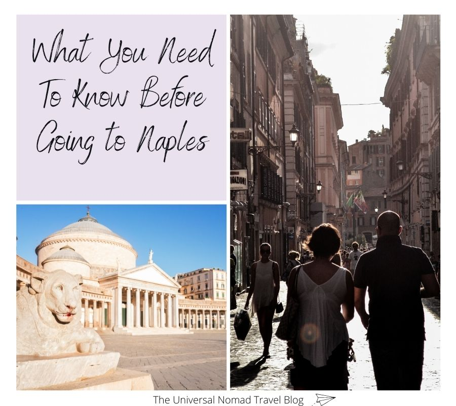 What you need to know before going to Naples