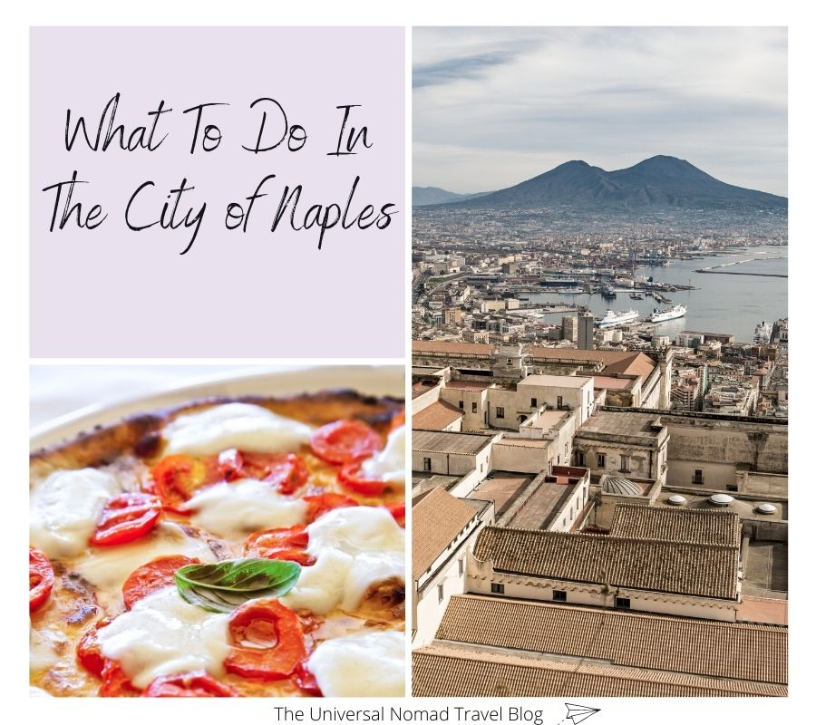 What to do in the City of Naples
