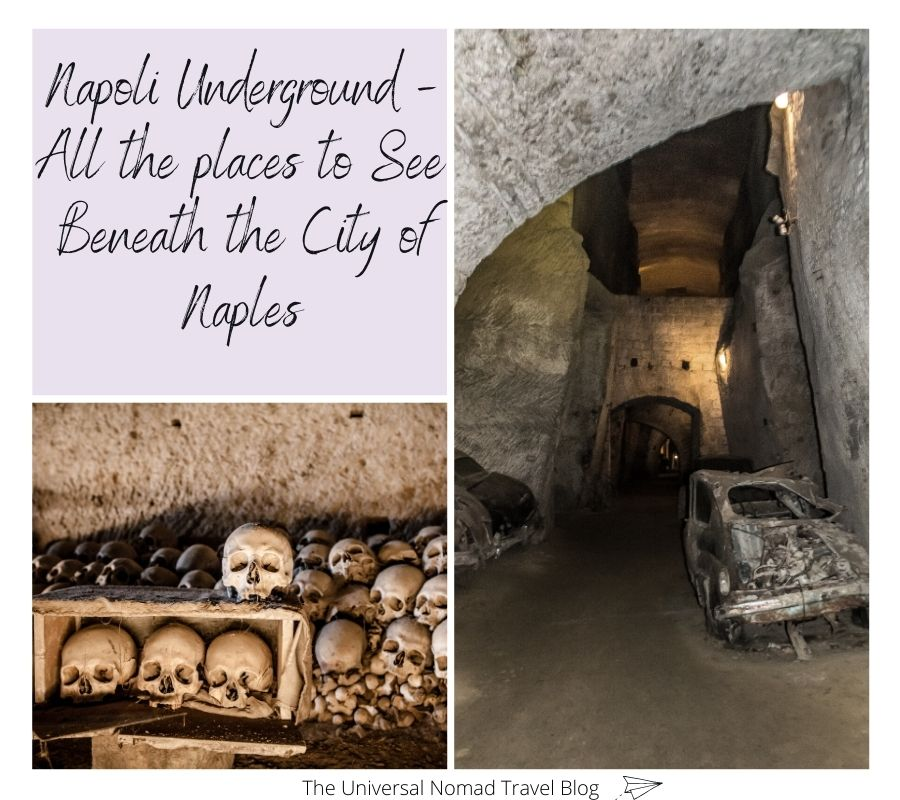 Napoli Underground - all the places to see beneath the city of naples