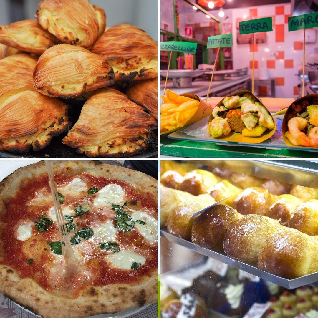 Different Foods you can try in Naples