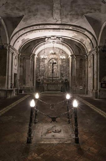 complesso-museale-di-santa-maria-delle-anime del purgatorio ad arco