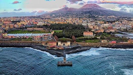 City of Naples, Italy