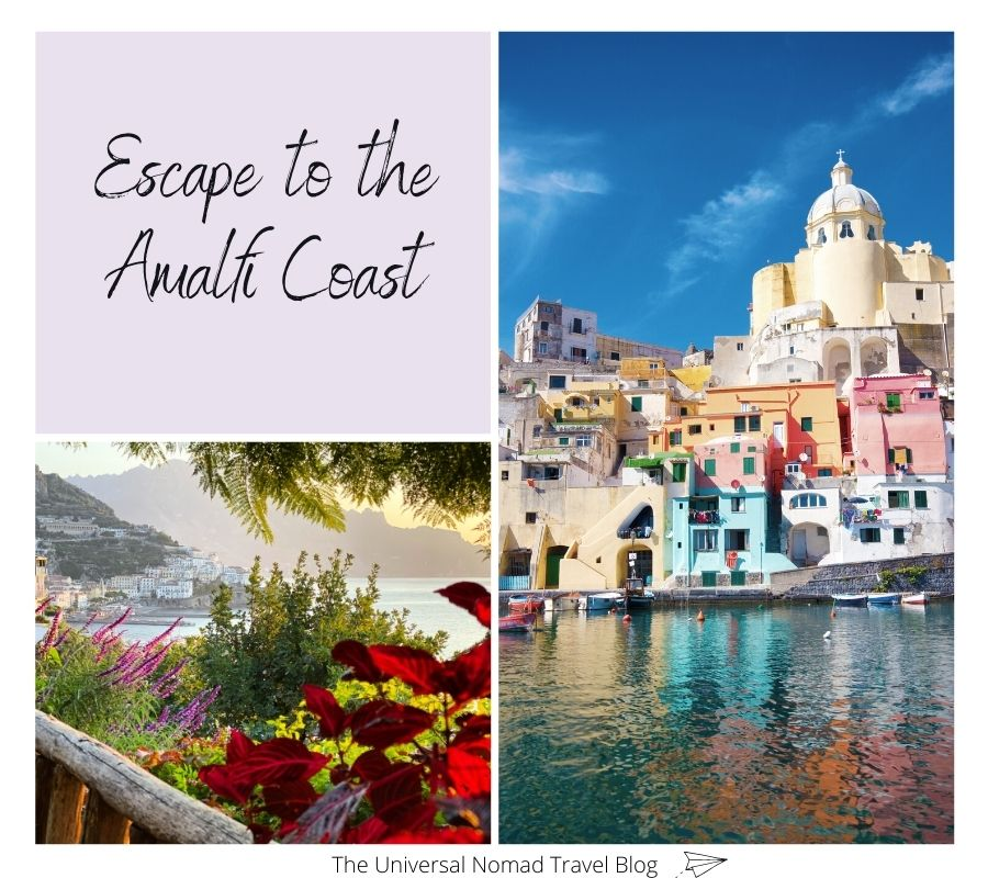 Escape to the Amalfi Coast