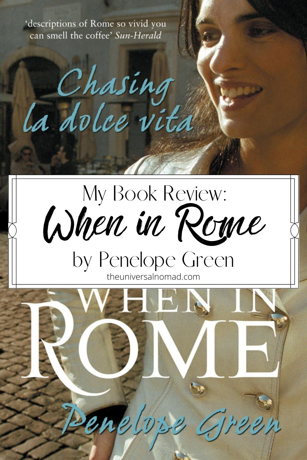 When in Rome by Penelope Green Book Review