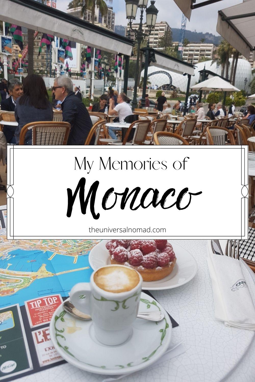 Memories of Monaco