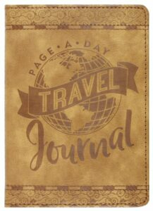 Page a day travel journal