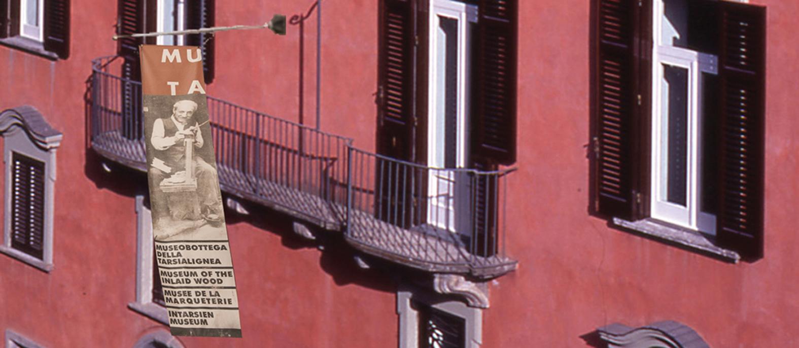 7. Museo Bottega della Tarsia Lignea