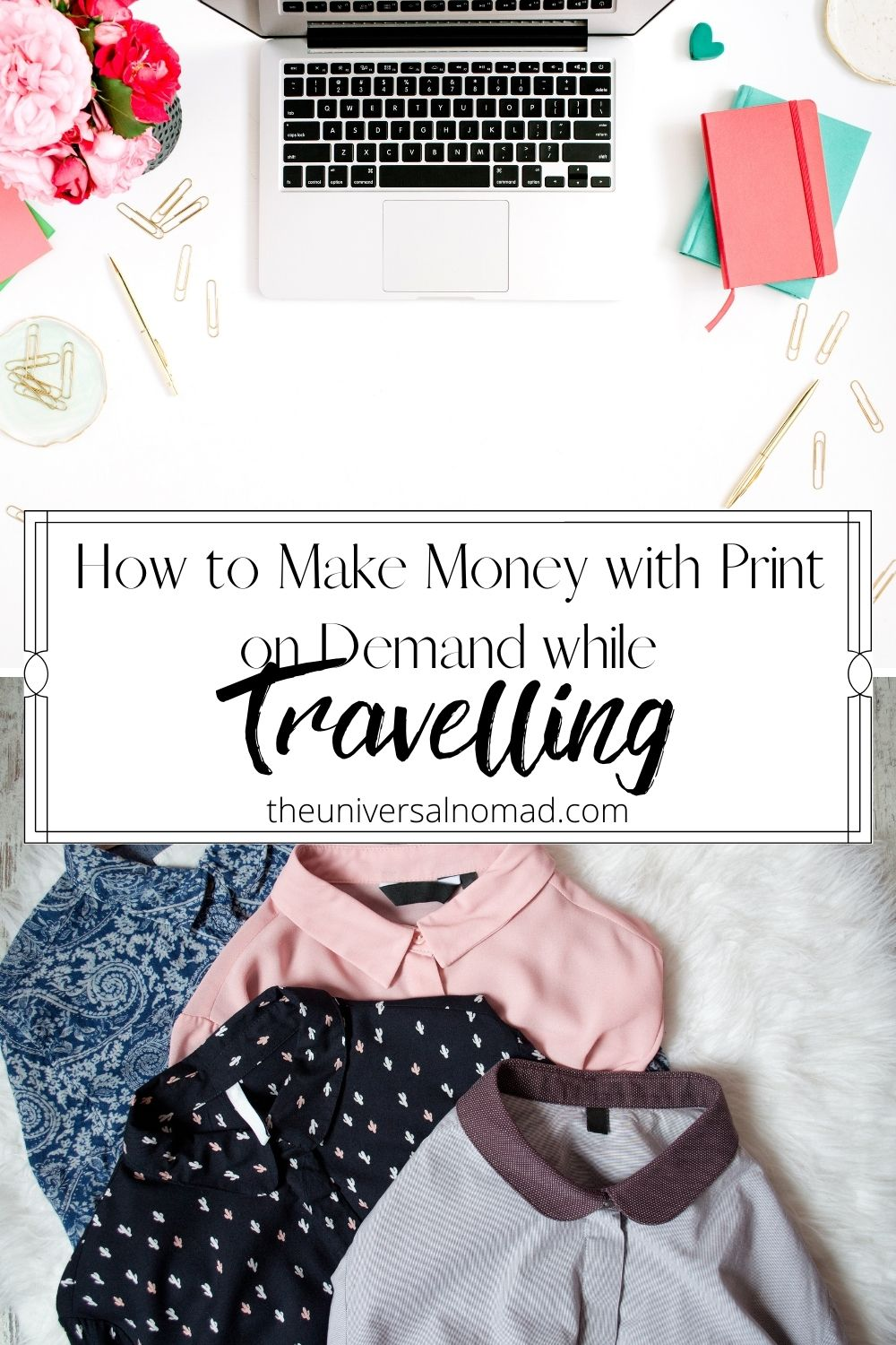How to make money with print on demand