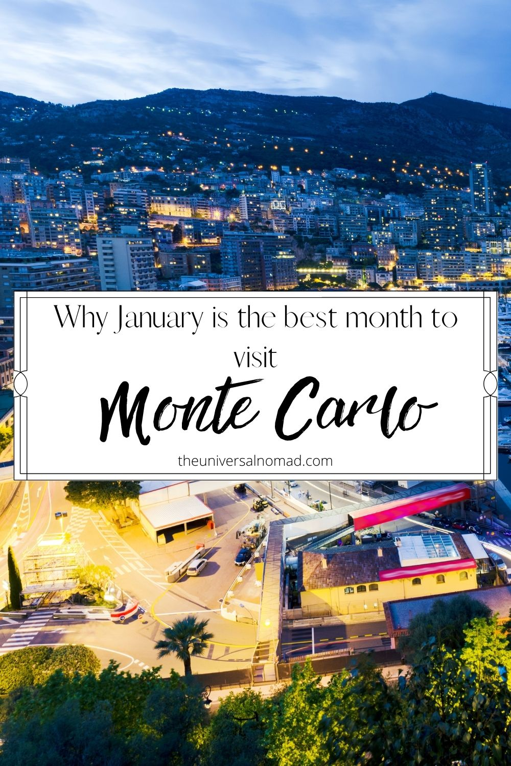 Why January is the best month to visit Monte Carlo