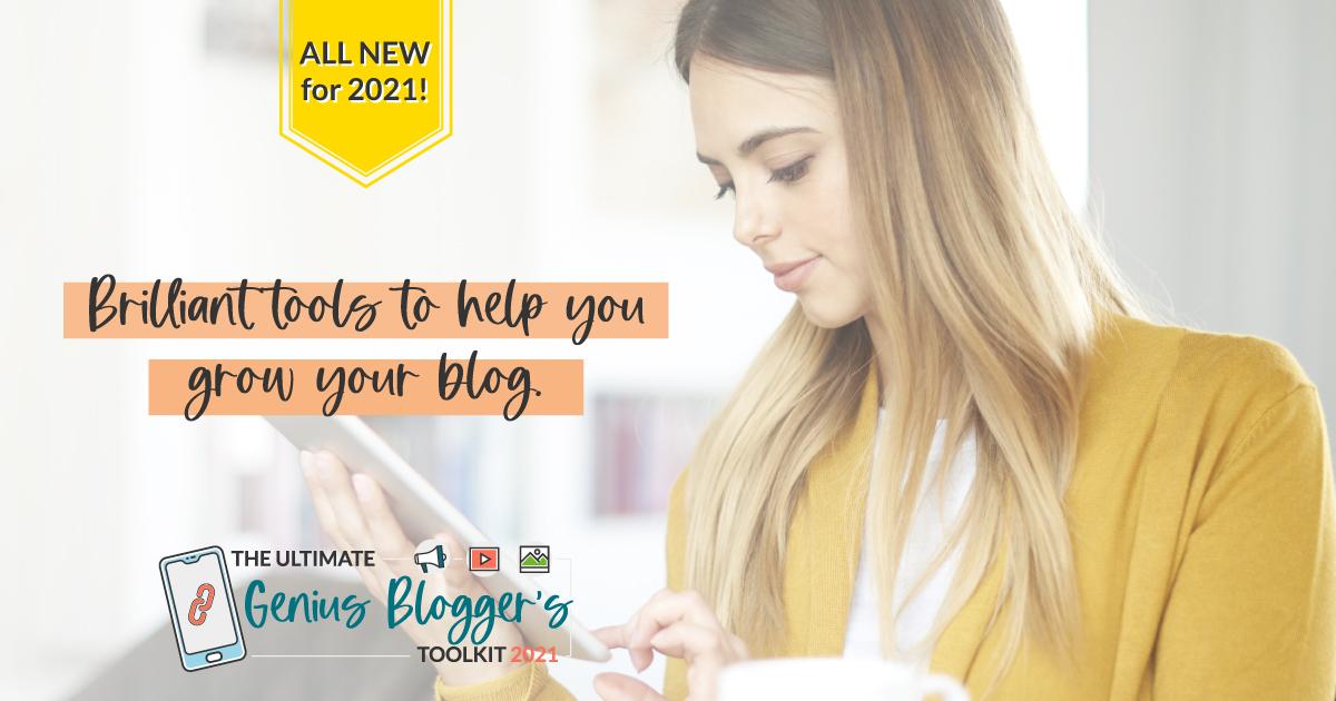 Ultimate Bundles Genius Bloggers Toolkit 2021